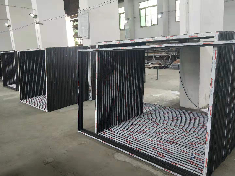 铝合金门窗安装节点设计的注意事项